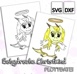 Babydrache Christkind - Plottdatei