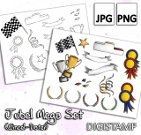 Jubel Mega Set - DigiStamp Einzeln